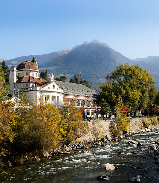 Autumn in Passeier and Meran